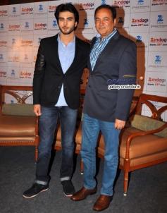 Imran Abbas, Bharat Ranga at Zee group launched new Television channel Zindagi