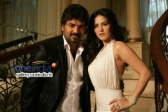 Jai and Actress Sunny Leone in Vadacurry