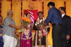 Jayam Ravi at PRO Sankaralingam Son Wedding Reception