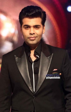 Karan Johar at Press Conference of Jhalak Dikhla Jaa Season 7