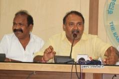 Karnataka Film Chamber of Commerce Press Meet Picture