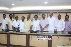 Karnataka Film Chamber of Commerce Press Meet