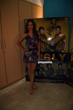 Kiara Advani at Fugly Movie Team Meets the Media