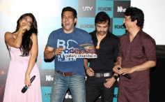 Kick - Jumme Ki Raat Song Release Press Meet
