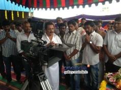 Komban Movie Pooja