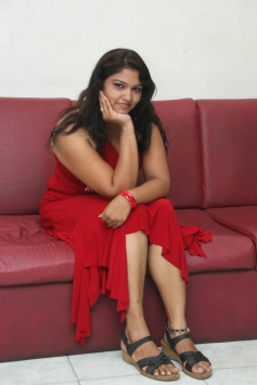 Lalitha at Nani Bujji Bangaram Audio Launch