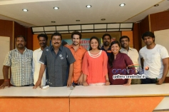 Manasa Thullipadake Success Meet
