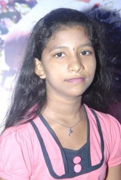 Monika at Chittu Kuruvi Album Launch