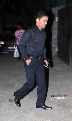Nagre Patil at Holiday Special Screening