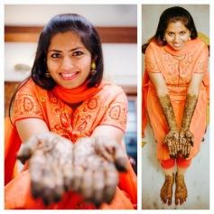 Neeraja Kona's wedding Photos