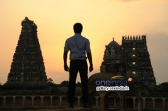 Nikhil images from Karthikeyan Movie