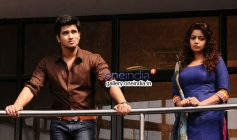 Nikhil and Swati Reddy Pictures from Karthikeyan Movie