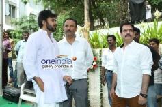 Pawan Kalyan at Gopala Gopala Movie Launch