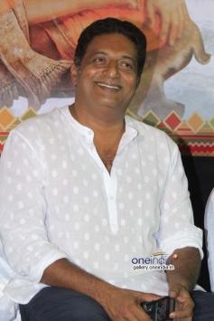 Prakash Raj at 13th Sri Raghavendra Chitravani Awards Celebration Photos