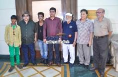 Promotion launch of  Soha Ali Khan's Chaarfutiya Chhokare