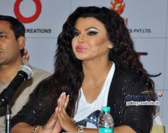 Rakhi Sawant at Jayjaykar Movie Press Meet