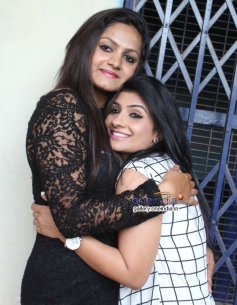 Rakistha, Roopashree at Cigarette Movie Press Meet