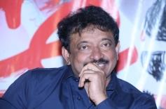 Ram Gopal Varma at Ice Cream Trailer Launch