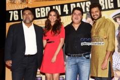 Ram Kapoor, Esha Gupta, Sajid Khan & Riteish Deshmukh