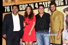 Ram Kapoor, Esha Gupta, Sajid Khan and Riteish Deshmukh