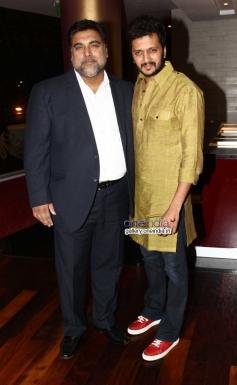Ram Kapoor and Riteish Deshmukh