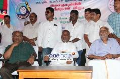 Ramakrishnan and Director Bala at Ilayaraja Birthday Celebration 2014