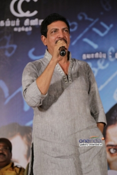 Nizhalgal Ravi at Ramanujan Press Meet