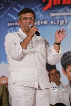 Y. G. Mahendran at Ramanujan Press Meet