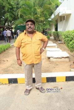 T.P. Gajendran at Ramanujan Press Meet