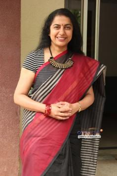 Suhasini Maniratnam at Ramanujan Press Meet