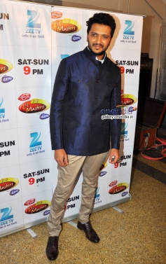 Riteish Deshmukh at Humshakals Promotion on the sets of DID Little Master Season 3
