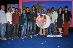 Gopichand & Prabhas at Run Raja Run Audio Launch
