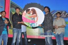 Gopichand and Prabhas at Run Raja Run Audio Launch