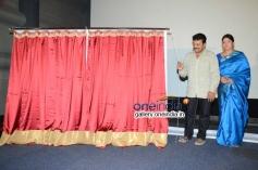 Saikumar at Gaalipata Logo Launch
