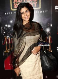 Sakshi Tanwar at Tisca Chopra's Book Acting Smart success party