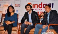 Shailja Kejriwal, Imran Abbas, Bharat Ranga at Zee group launched new Television channel Zindagi