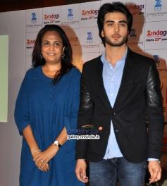 Shailja Kejriwal, Imran Abbas at Zee group launched new Television channel Zindagi