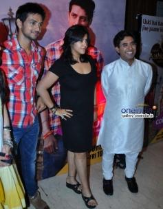 Shakti Arora, Ekta Kapoor at Meri Aashiqui Tum Se Hi Press Meet