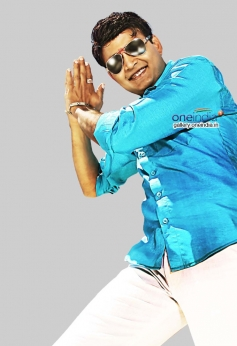 Sharan in Kannada Movie Adyaksha