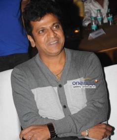 Shivarajkumar at Aryan Movie Audio Release