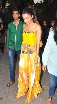 Shraddha Kapoor at Ek Villain Promotion at Jhalak Dikhhla Jaa 7