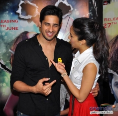 Shraddha Kapoor and Sidharth Malhotra Media Interaction For Ek Villain