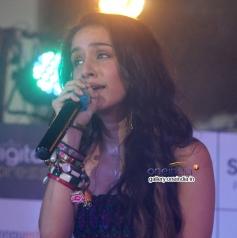 Shraddha Kapoor at 'Ek Villian' music concert