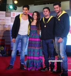 Sidharth Malhotra, Shraddha Kapoor, Mohit Suri, Riteish Deshmukh at 'Ek Villian' music concert