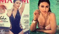Soha Ali Khan goes Wet & Wild for Maxim India Photoshoot
