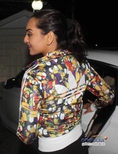 Sonakshi Sinha at Holiday Special Screening