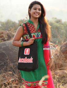 Soujanya in Kannada Movie Santhoshakke