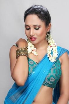 South Indian Actress Pearl D'souza