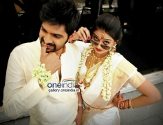 Sree Vishnu & Nikita Narayana in Nala Damayanti Movie