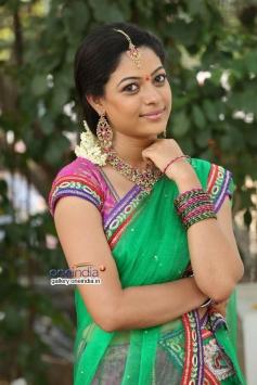 Telugu Actress Anjali Rao Stills